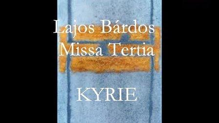 【Mass】Lajos Bárdos: Missa Tertia, №1 Kyrie § Coro Anthem di Monza, Italia
