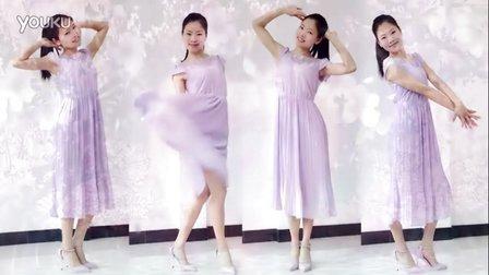 新生代广场舞 恋无悔(抒情形体正背光)编舞杨丽萍