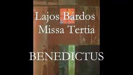 【Mass】Lajos Bárdos: Missa Tertia, №4 Benedictus § Coro Anthem di Monza, Italia