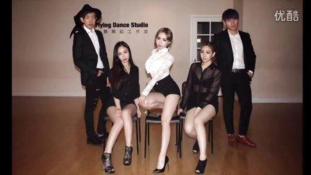 性感韓舞:Hyomin - Sketch 舞蹈練習 (天舞)溫哥華