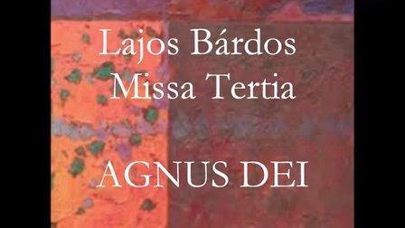 【Mass】Lajos Bárdos: Missa Tertia, №5 Agnus Dei § Coro Anthem di Monza, Italia