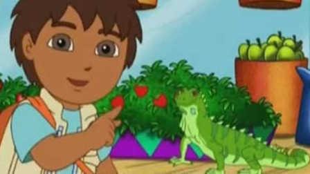爱探险的朵拉历险记迪亚哥叮铛小游戏之梦游的朵拉第二期