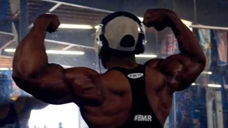看BMR运动员如何练就眼镜蛇般的背肌
