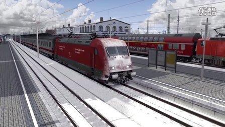 模拟火车2016 BR101新涂装展示