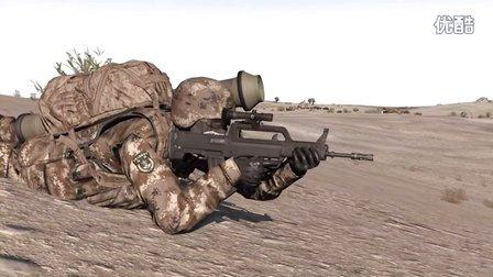 武装突袭3_VME_PLA1.01版本前瞻测试2