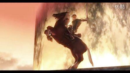 #13【塞尔达传说:黄昏公主HD】马战-救出我的朋友コリン