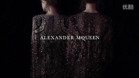 Alexander McQuee推出全新优化网站