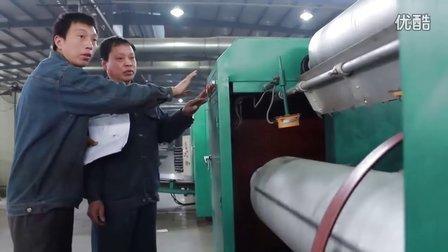 热烈祝贺平顶山再生橡胶自动化生产线试产成功     2016.3
