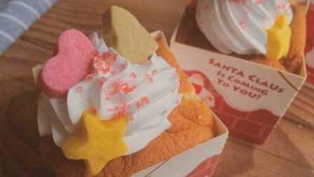 「M」圣诞版--北海道戚风蛋糕(146)