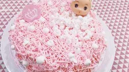 「M」优酷一周年庆  迷糊娃娃蛋糕(142)