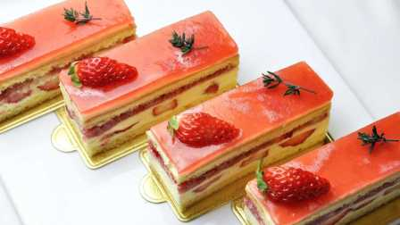 Freesiaa Made 2016 草莓慕斯蛋糕 32