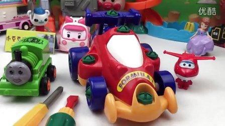 汽车总动员 急速赛车 玩具车的视频 超级飞侠 海底小纵队 托马斯和他的朋友们 变形警车珀利