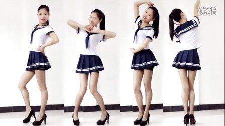 新生代广场舞 一万个不愿意(清爽无特效)编舞范范