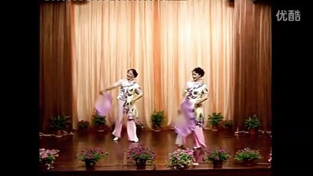 第五套海派秧歌动作示范--金凤蝶韵