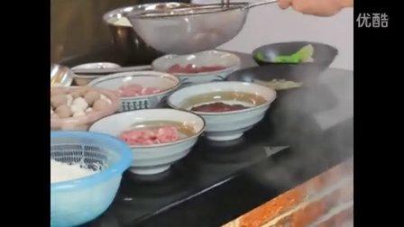 威尔顿煮面桶、汤粥桶、汤粉桶详情展示和事实操作效果展示燃气和电