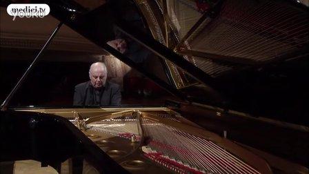 丹尼尔·巴伦博伊姆演奏肖邦《波兰舞曲》