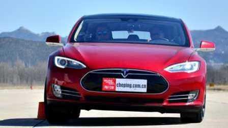 ams车评网 威sir测试场 特斯拉Model S P90D 专业测试视频