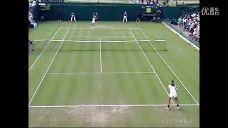 2006WC R1 德门蒂耶娃VS米尔扎 (自制HL)