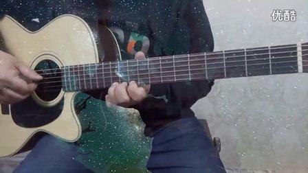 七星吉他《神话》吉他演奏视频金老师吉他演绎神话流行指弹曲