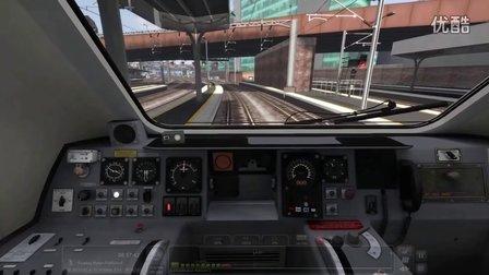 模拟火车2016 Western Mainlines JT新线路试玩
