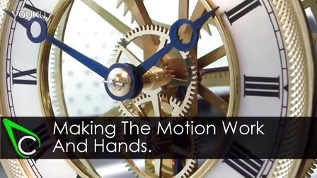 How To Make A Clock In The Home Machine Shop - Part 16 - Making The Motion Work