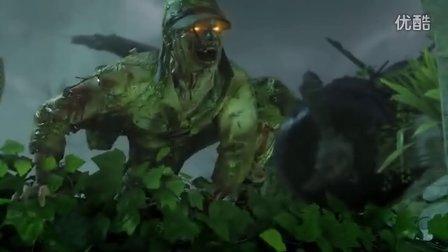 """《使命召唤:黑色行动3》僵尸模式DLC""""绝望之岛""""宣传片"""