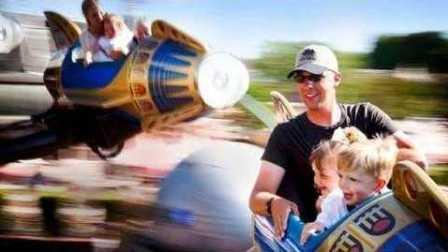 火箭飞船 Astro Orbitor at Disneyland