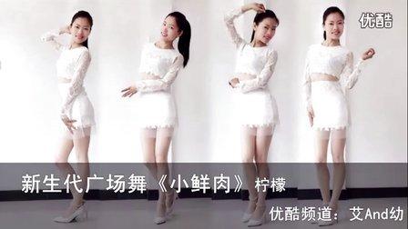 【鸿发】新生代广场舞 小鲜肉(太阳的鲜肉附光脚)编舞舞动旋律