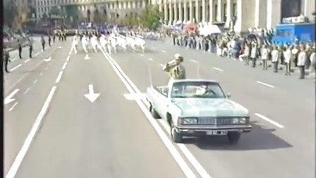 2003年8月24日乌克兰庆祝独立12周年阅兵式