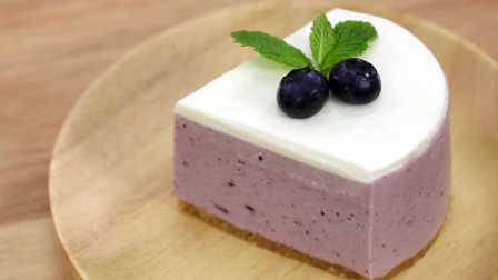 Tinrry下午茶 2015 教你做蓝莓益力多慕斯 31