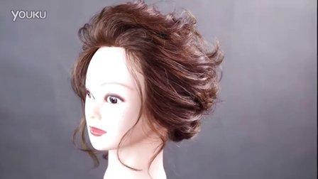韩式空气感新娘发型
