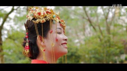吴耀明谢珊珊超清中式婚典花絮