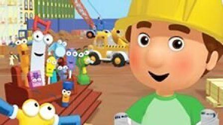 万能阿曼挖掘机 工作挖掘机表演视频 工程车 玩具车 挖土机 万能阿曼中文版  万能阿曼动画片 万能阿曼填色