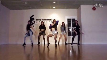 韩舞:4Minute -Hate 舞蹈练习 天舞舞蹈工作室(温哥华)