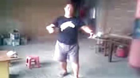 意拳综合试力   王金溪先生演练(2010年)