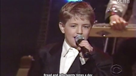 【字幕】Billy Gilman & Ray Benson - Roly Poly - Country Music Awards 2000