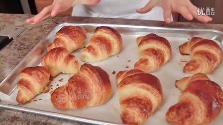 【面包制作】Croissants
