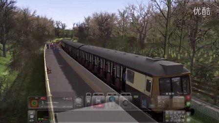 模拟火车2016   风景优美的North Somerset Railway Class 117任务试玩
