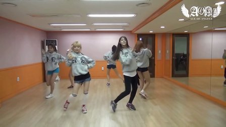 AOA - GET OUT (Dance ver.  Practice Video)