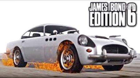 【GTA5︰电影movie系列】经典来袭《007︰黎明生机》詹姆斯邦德EP.5