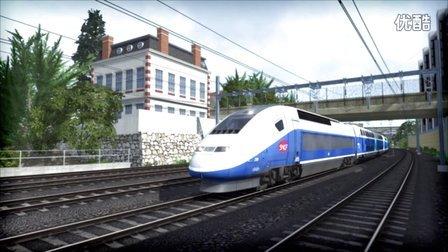 模拟火车2016 法国高铁LGV