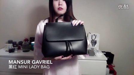 Mansur Gavriel 新款 Mini Lady Bag 包包 12