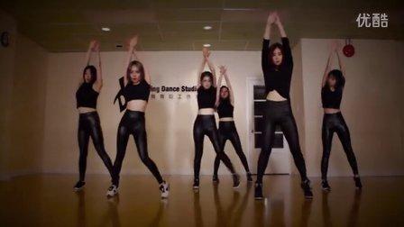 女子性感街舞:Beyonce_碧昂丝 Naughty girl 舞蹈練習(天舞)溫哥華