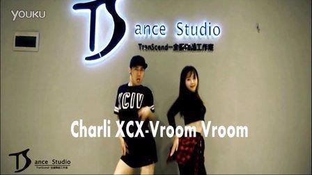 TS白小白编舞《Vroom Vroom》JAZZ FUNK舞蹈教学练习室【TS DANCE】