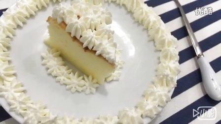 酸奶戚风【乳酪蛋糕的口感!】