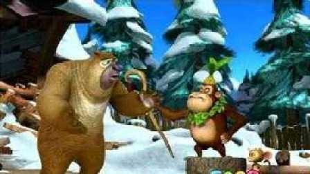 熊出没熊心归来 熊出没之雪岭 熊出没冒险王熊大熊二历险记