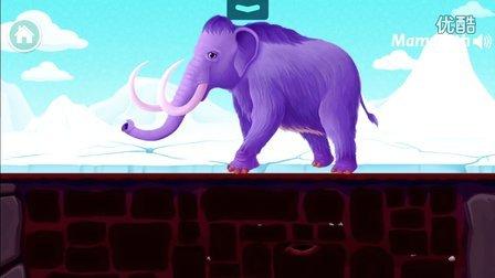 恐龙公园2 第2期 挖远古动物猛玛象,美洲狮,王雷兽等化石★侏罗纪世界游戏★星仔和亮哥