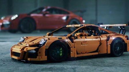 LEGO Technic 樂高科技系列42056保時捷911 Porsche 911 GT3 RS