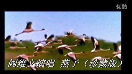 阎维文演唱  燕子 (珍藏版)国儒陈子编辑