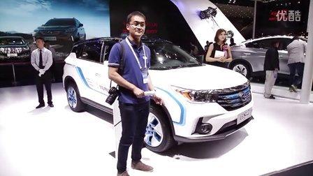 2016北京车展 纯电动SUV 广汽传祺GS4EV